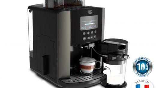 รีวิว KRUPS เครื่องชงกาแฟ รุ่น EA819E10 ดีไหม น่าซื้อติดบ้าน