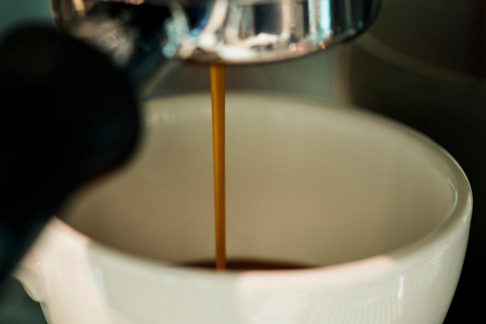 เครื่องชงกาแฟแบบ เอสเพรสโซ่