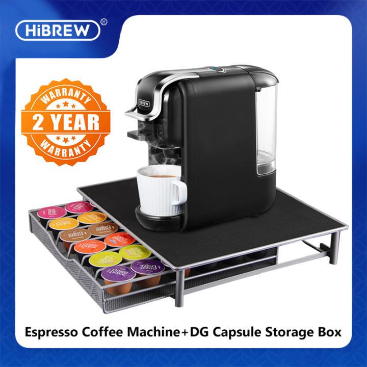 รีวิว เครื่องชงกาแฟแคปซูล HiBREW รุ่น ST-514 น่าซื้อ