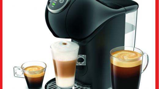 รีวิว เครื่องชงกาแฟแคปซูล KRUPS รุ่น KP3408 น่าซื้อ ราคาถูก