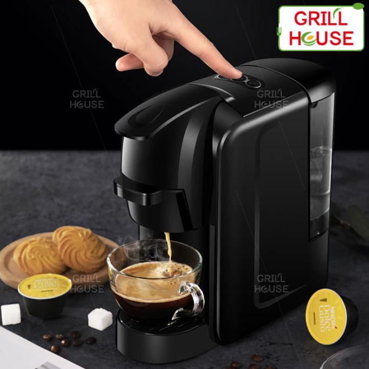 รีวิว เครื่องชงกาแฟแคปซูล Nespresso รุ่น JD226 ดีไหม