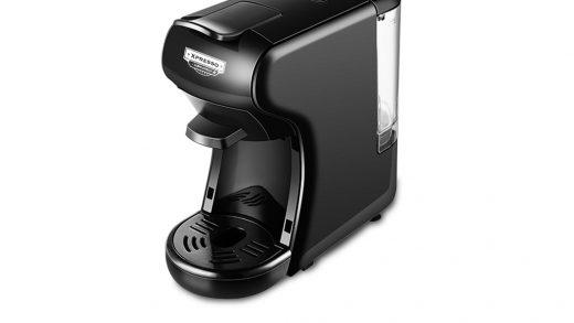 รีวิว เครื่องชงกาแฟแคปซูล Worldtech รุ่น WT-CM250 ดีไหม