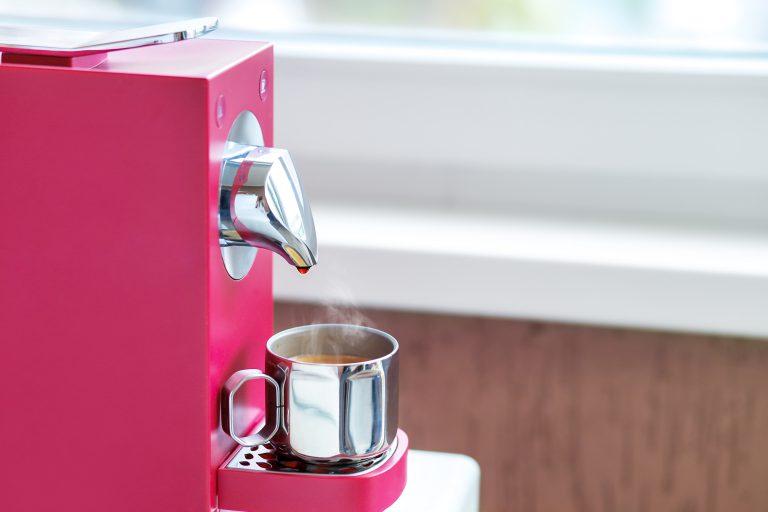 Capsule Coffee Machine