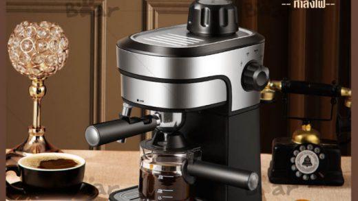 รีวิว เครื่องชงกาแฟ Bear Appliance รุ่น JD324 ดีไหม